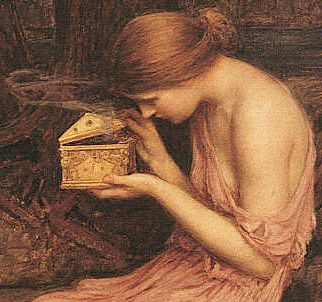 Curiosity in action: Pandora's Box