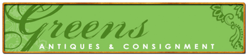 DMT Logo Design for Greens Consignment