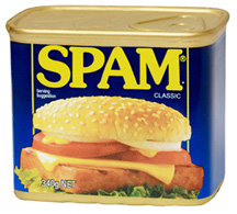 Spam or Junk Mail - It's all the same garbage.