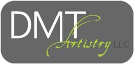 DMT Artistry, LLC logo tag